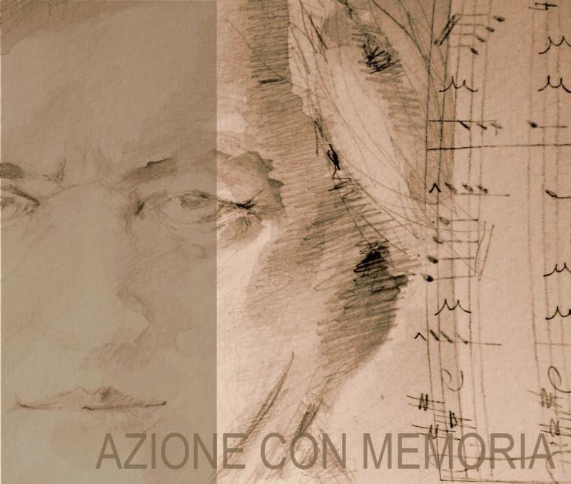 Azione con memoria - omaggio a Richard Wagner - (D.I.Vallini)