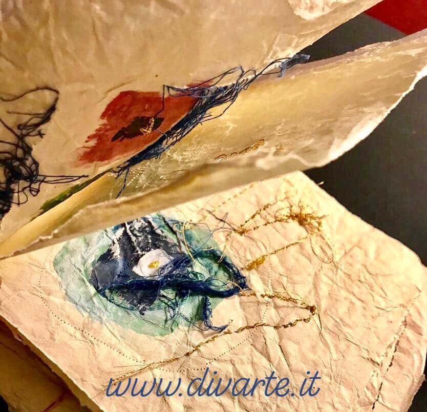 IL LIBRO ILLEGGIBILE (Diana Isa Vallini)